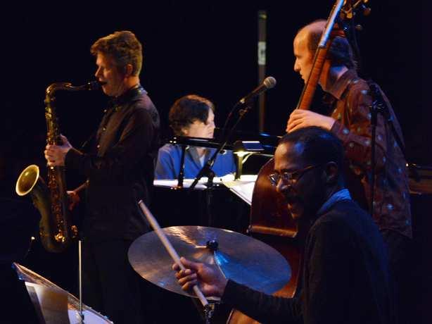 Fraser Hollins Quartet